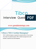 Tibco lates tinterview questions