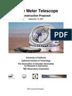 TMT Construction Proposal Public
