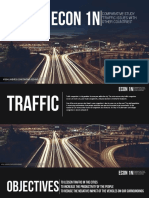 COMPARATIVE STUDY TRAFFIC ISSUE WITH OTHER COUNTRIES
