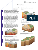 pdf - Plate Tectonics worksheet.pdf