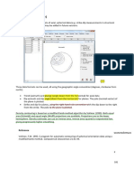 User manual of PAST software