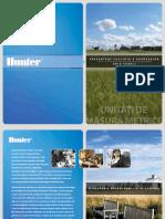 Hunter Catalog RO