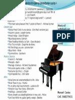 Repertorio Per Pianoforte2015