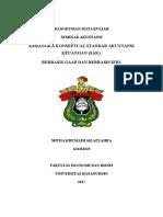 Rmk 1 Standar Akuntansi Keuangan (Sak) Berbasis Ifrs