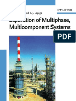 Separation.of.Multiphase.multicomponent.system