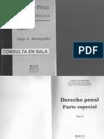 Derecho Penal - Parte Especial - Tomo III - Jorge Buompadre