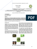 Phytopharmalogical Significance of Terminalia Catappa; An Updated Review