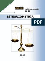 Guia 8 Estequiometria
