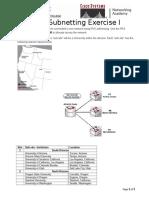 IPV6 Subnetting Exercise I.docx