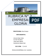 Rubrica 2