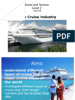 travel and tourism cruise