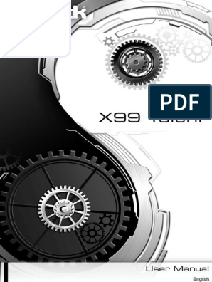 Asrock X99 Taichi | Bios | Digital Electronics