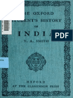 The Oxford Student's History of India, 1921
