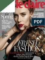 Marie Claire USA March 2017 Vk Com Stopthepress