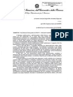 Nota n.151 Del 17-01-2014 Linee Guida Dm 8-11 (Pratica Musicale Elementari)