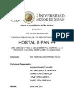 informe 02 clasificacion de suelos sucs aashto Met manual visual.docx
