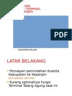 Contoh Kasus Pemilihan Lokasi Terminal