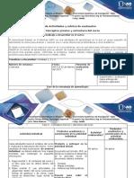 Guia de Actividades y Rubrica de Evaluación - Fase 0 - Conceptos Previos y Estructura Del Curso