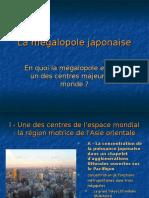 La Megalopole Japonaise