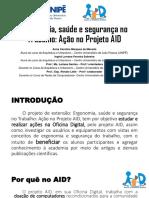 Slide Informativo