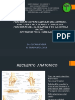 Fracturas Supracondileas Del Humero