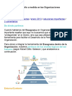 Eneagrama en El Desarrollo de Las Organizaciones