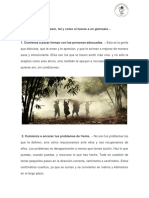Guía de Cosas Por Hacer Psicologia Clinica
