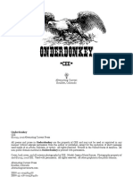 Onderdonkey by CEE (Book Preview)