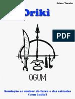 Oriki Ogun Candomble Educa Yoruba