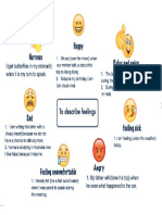 Idioms for Feelings 1