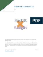 Hackitt and Bodgitt ESP