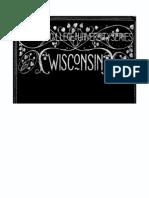 (1920) Wisconsin