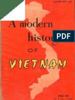 (1964) A Modern History of Vietnam 1802-1954 - P1 - Nguyen Phut Tan