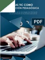 Libro I Congreso Internacional Las TIC Como Mediación Pedagógica, publicado por la Universidad de Caldas.