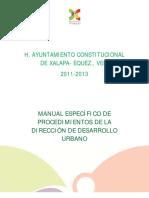 Direccción de Desarrollo Urbano
