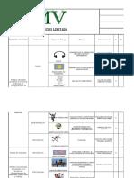 Matriz de peligros y riesgos Bodega-Taller ok.xls