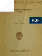 (1920) The Wisconsin Doomsday Book