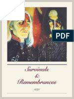 Survivals & Remembrances