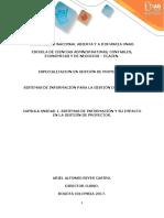 Sistemas de Información Para La Gestión de Proyect