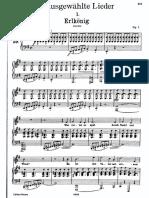 Franz Schubert - Erlkoenig (Eb Saxophone Transposition).pdf