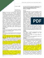 Statcon Case Digest 2