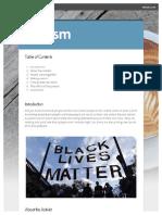 racism   smore pdf km