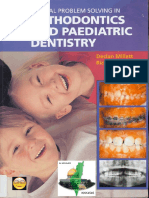 Clinical Problem Solving in Orthodontic Pediatric Dentistry