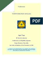 El Valor de La Atencion - Vicente b. Anglada