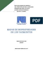 MAPAS DE ISOPROPIEDADES DEL YACIMIENTO