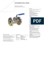 unibody ball valve