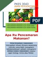 Pencemaran Makanan Presentation