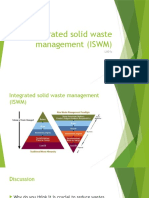 Integrated Solid Waste Management ISWM