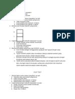 contoh Pre Test Microtheacing