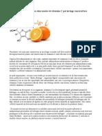 Vitamin C Kills Cancer Cells Rom